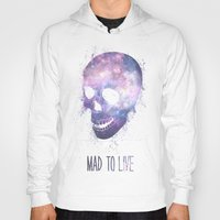 mad Hoodies featuring Mad To Live by Mason Denaro