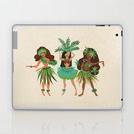 Luau Girls Laptop & iPad Skin