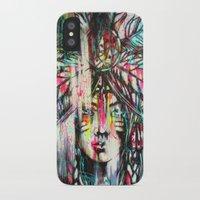 destiny iPhone & iPod Cases featuring Destiny by Mo Baretta