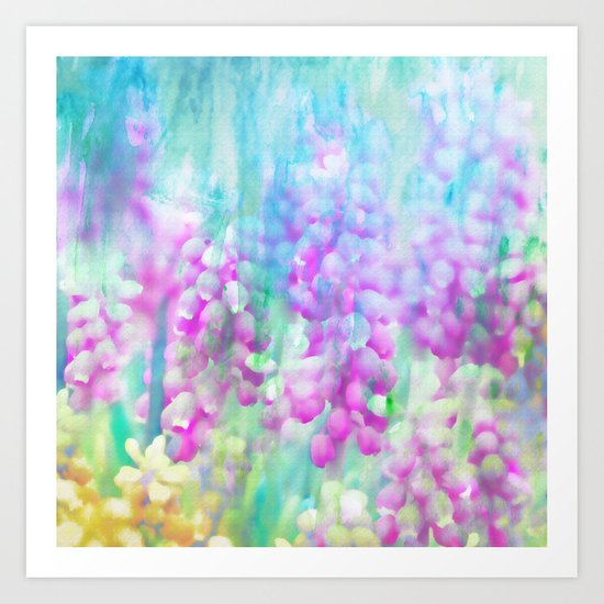 Spring is in the Air 3 Art Print