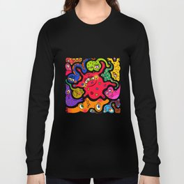 Jigsaw Germs Long Sleeve T-shirt