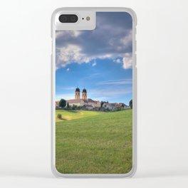 Kloster St. Morgen im Schwarzwald Clear iPhone Case