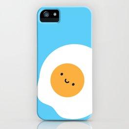 Kawaii Fried Egg iPhone Case