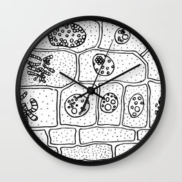 Cell Division Wall Clock