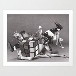 Configuration Art Print