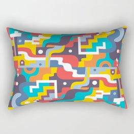Reflections 1 Rectangular Pillow