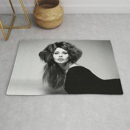 Sophia Loren Rug