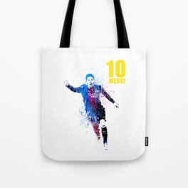 Sports art _ Barcelona Tote Bag