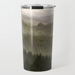 Pacific Coast Mountain Forest - 124/365 Travel Mug