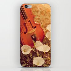 Little violin iPhone & iPod Skin