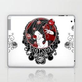 Poison - Black Rose Laptop & iPad Skin