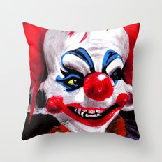 It Was Not A Circus Tent, It Was Something Else Throw Pillow