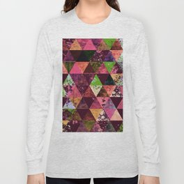 Abstract #936 Long Sleeve T-shirt