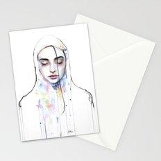 Habibi (nudity) Stationery Cards