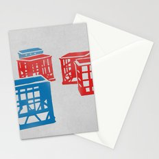 Crates  Stationery Cards