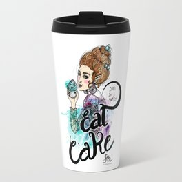 Don't be angry - eat cake Travel Mug