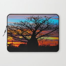 Candy Coloured Boab Laptop Sleeve