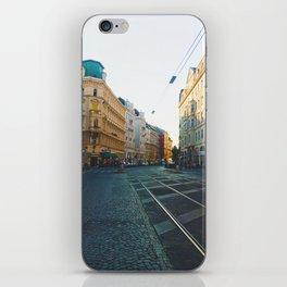 Vienna Street iPhone Skin