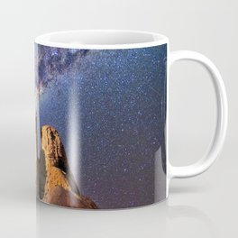 Summer Paradise Galaxy Coffee Mug