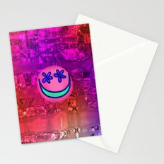 Happy Face Stationery Cards