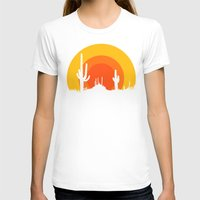 T-shirts featuring mucho calor by sustici