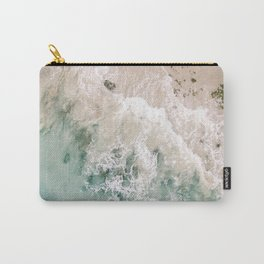 Frothy Fourth Beach Carry-All Pouch