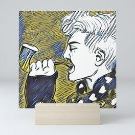 G Dragon Mini Art Print