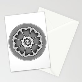 THE LOTUS TILE Stationery Cards