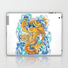 Selfie-ish Fishtail-ish Laptop & iPad Skin