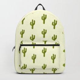 Cacti Art Backpack