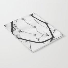 Shatterd lines Notebook