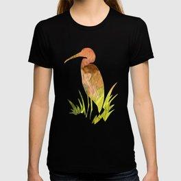 Coral Mosaic Abstract Art T-shirt