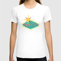 sin city T-shirts featuring Sin City by Chelsea Dianne Lott
