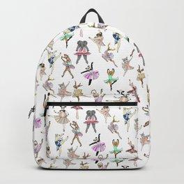 Animal Ballerinas Backpack