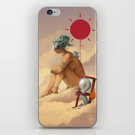 The Fool iPhone Skin