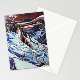 Howser Towers :: Bugaboos Stationery Cards