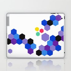 It's a Trap - A Study in Hexagons Laptop & iPad Skin