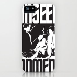 UNSEEN MOMENTS iPhone Case