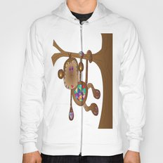Monkey of the Day Hoody
