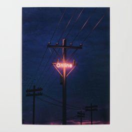 ONLINE #1 Poster