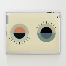 day eye night eye Laptop & iPad Skin