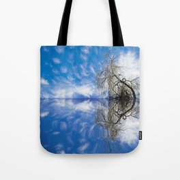 Serpentine Tote Bag