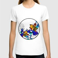 pasta T-shirts featuring Pasta Illustration by AJJ ▲ Angela Jane Johnston
