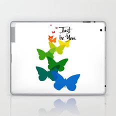 Just be you Laptop & iPad Skin