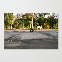 rubber Canvas Print