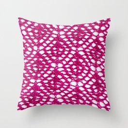 Glassberry Throw Pillow