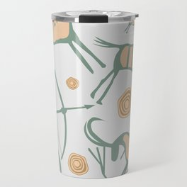 Ancestors Wall Travel Mug