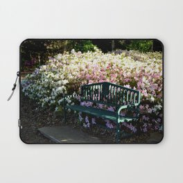 Muscogee (Creek) Nation - Honor Heights Park Azalea Festival, No. 07 of 12 Laptop Sleeve