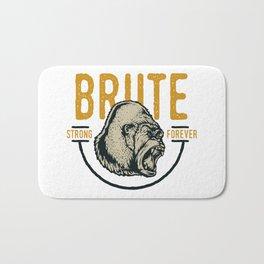 Brute Gorrila Bath Mat