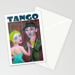 Tangueros por Diego Manuel Stationery Cards